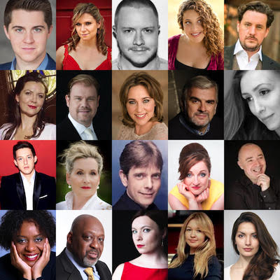Singers involved in Grenfell Tower Benefit Concert | Audition Oracle