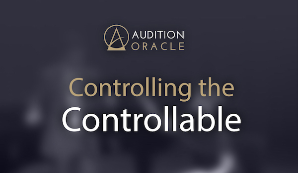Audition Oracle Controlling the Controllable