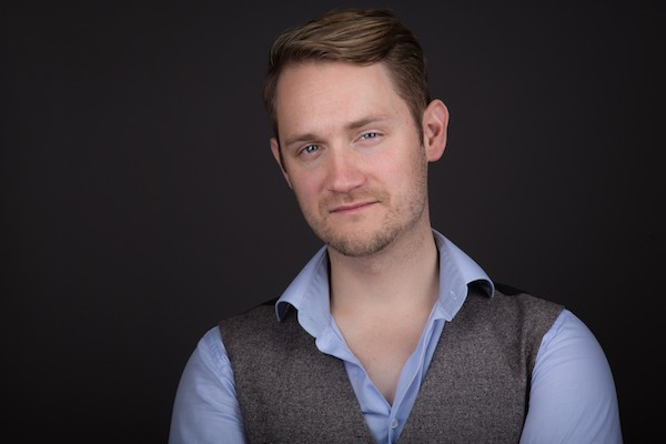 David Horton - tenor | Audition Oracle Bursary