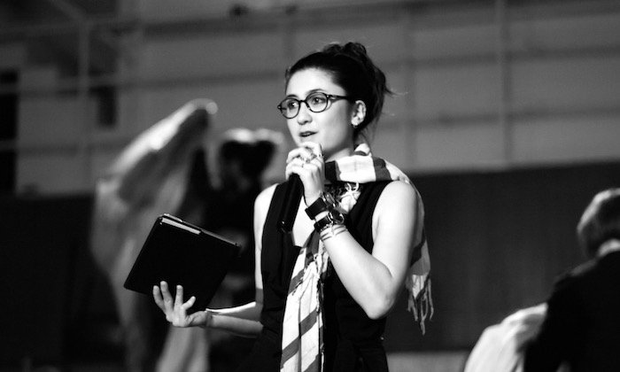 Ella Marchment - director, producer