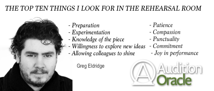 Greg Eldridge