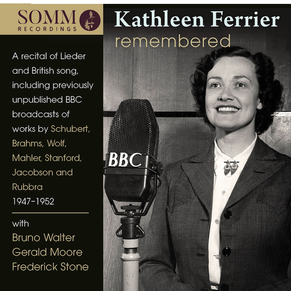 Kathleen Ferrier Remembered, contralto | Audition Oracle