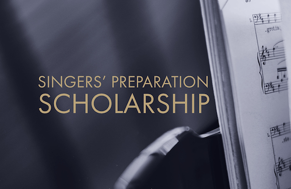Singers' Preparation Award | Audition Oracle