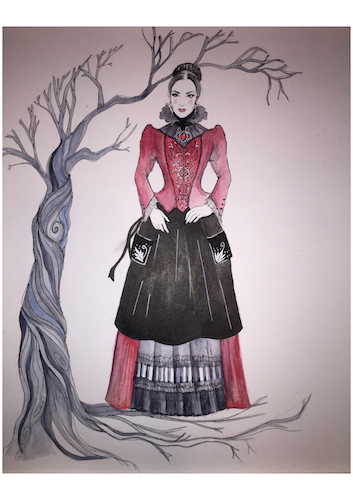 Costume Designer Laura Jane Stanfield